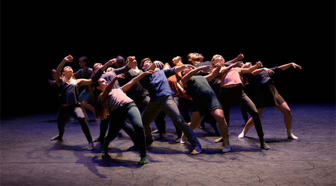 ZHdK: Master of Arts in Dance