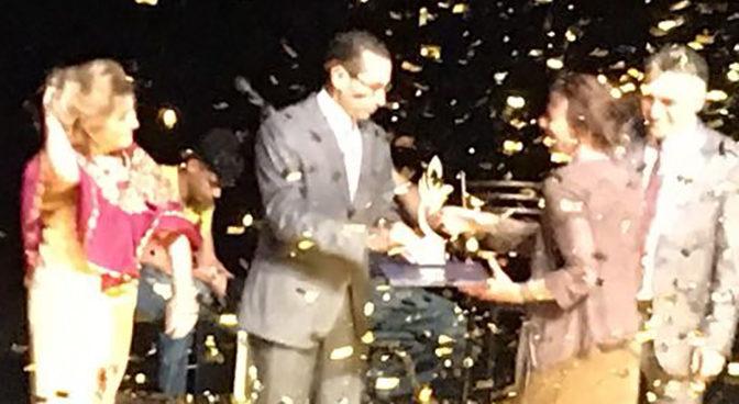 La Volksbühne Basel remporte la médaille d'argent Samak de l'AITF à Amman