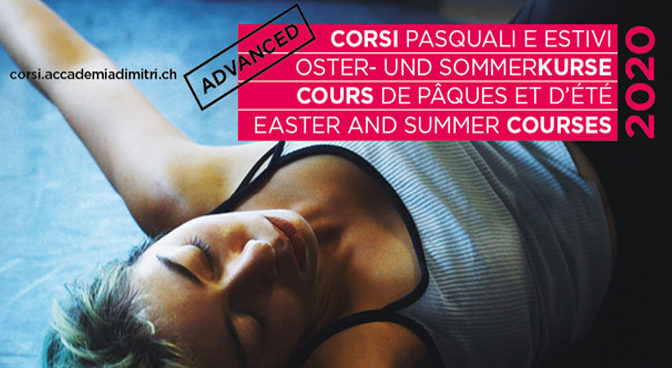 Easter and summer courses at the Accademia Teatro Dimitri