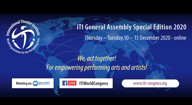 ITI General Assembly Special Edition 2020