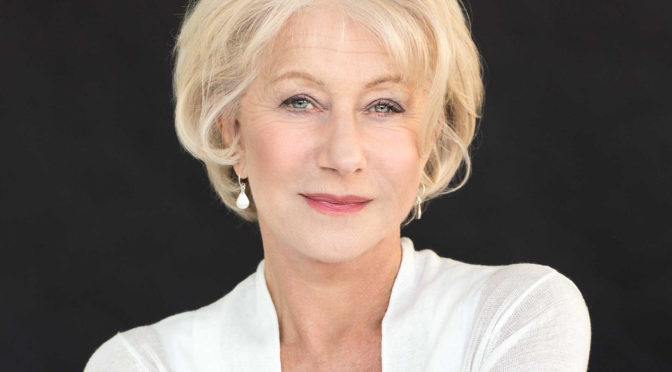 World Theatre Day Message 2021 by Helen MIRREN